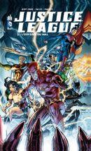 Couverture L'Odyssée du Mal - Justice League, tome 2