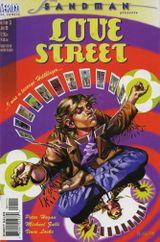 Couverture Sandman Presents : Love Street