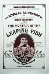 Affiche The Mystery of the Leaping Fish