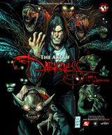 Couverture The Art of The Darkness