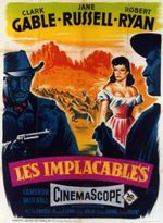 Affiche Les Implacables