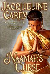 Couverture Naamah's Curse - Moirin, tome 2