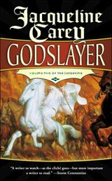 Couverture Godslayer - The Sundering, Book 2
