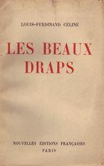 Couverture Les Beaux draps