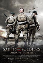 Affiche Saints and Soldiers : L'Honneur des paras