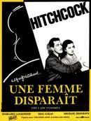 Affiche Une femme disparaît