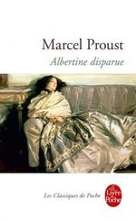 Couverture Albertine disparue