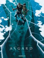 Couverture Le Serpent-Monde - Asgard, tome 2
