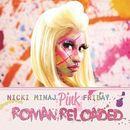 Pochette Pink Friday: Roman Reloaded