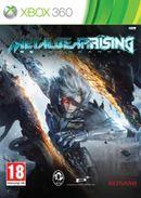 Jaquette Metal Gear Rising : Revengeance