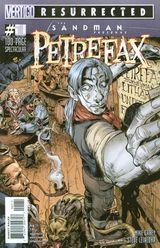 Couverture Sandman Presents : Petrefax