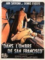 Affiche Dans l'ombre de San Francisco
