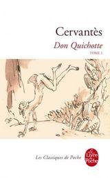 Couverture L'Ingénieux Hidalgo Don Quichotte de la Manche