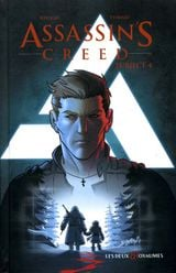 Couverture Assassin's Creed : Subject 4