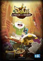 Affiche Dofus, aux trésors de Kerubim