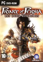 Jaquette Prince of Persia : Les Deux Royaumes