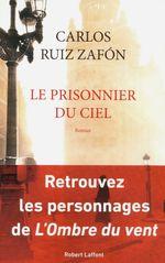 Couverture Le Prisonnier Du Ciel