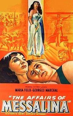 Affiche Messaline