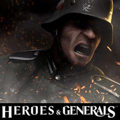 Jaquette Heroes & Generals