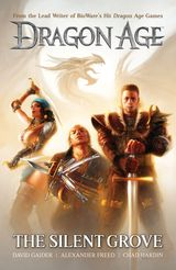 Couverture Dragon Age : The Silent Grove