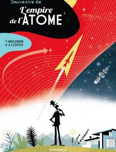 Couverture Souvenirs de l'empire de l'Atome