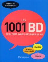 Couverture Les 1001 BD qu'il faut avoir lues dans sa vie