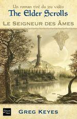 Couverture Le Seigneur des âmes - The Elder Scrolls, tome 2