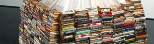 Cover Ces livres d'enfance que j'ai enveloppés dans du papier de soie, mis dans un carton posé dans un endroit sûr, afin de transmettre à mes futurs enfants les livres qui m'ont le plus marqué petite