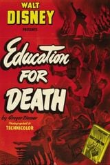 Affiche Education For Death