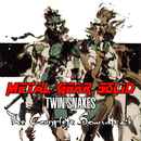 Pochette Metal Gear Solid: The Twin Snakes