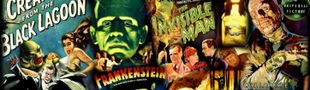 Cover Universal Monsters.