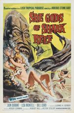 Affiche She Gods of Shark Reef