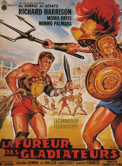 """Résultat de recherche d'images pour """"La Fureur des gladiateurs"""""""