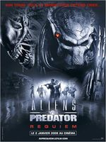Affiche Aliens vs. Predator : Requiem
