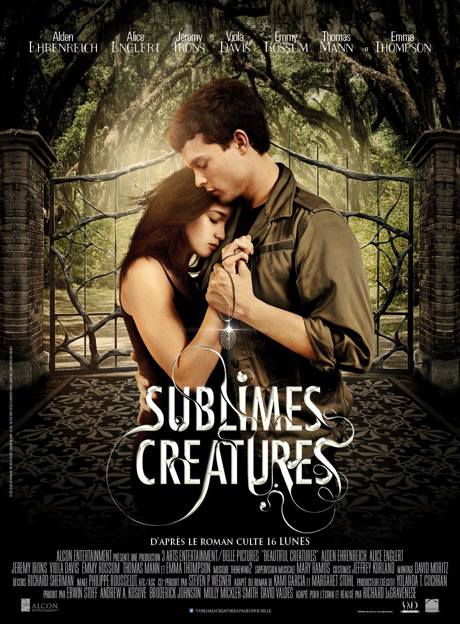 Sublimes Creatures Film 2013 Senscritique
