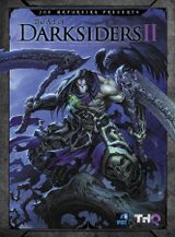 Couverture The Art of Darksiders II