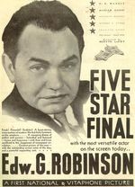 Affiche Five Star Final