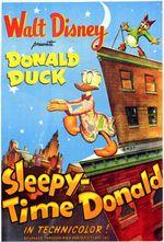 Affiche Dodo Donald