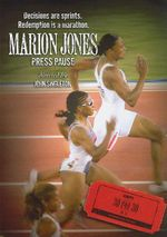 Affiche ESPN 30 for 30 : Marion Jones - Press Pause