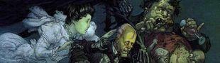 Couverture Zombies Christmas Carol : Un chant de Noël zombie