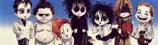 Cover My diary: SANDMAN by Neil Gaiman
