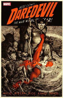 Couverture Daredevil (2011), tome 2