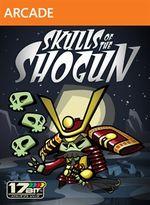 Jaquette Skulls of the Shogun