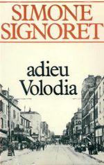 Couverture Adieu Volodia