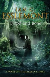 Couverture Blood and Bone