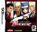 Jaquette Ace Attorney : Apollo Justice