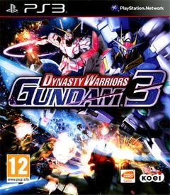 Jaquette Dynasty Warriors : Gundam 3