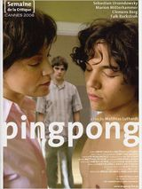 Affiche Pingpong
