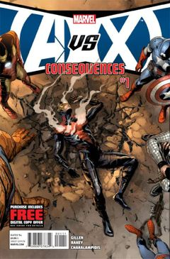 Couverture AvX: Consequences