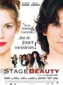 Affiche Stage Beauty